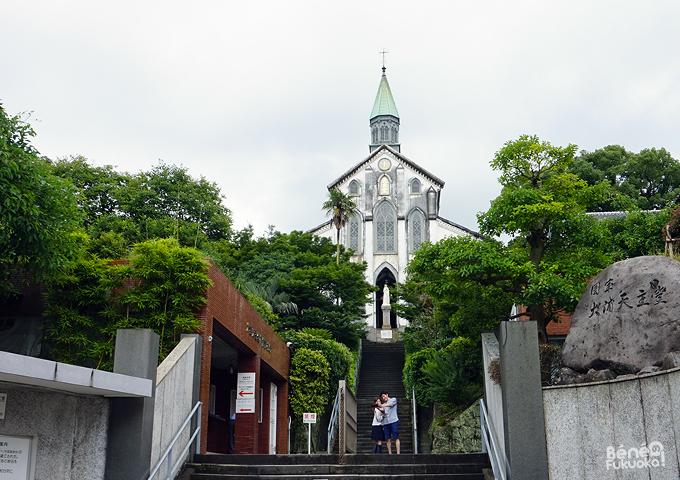 Eglise Oura, Nagasaki