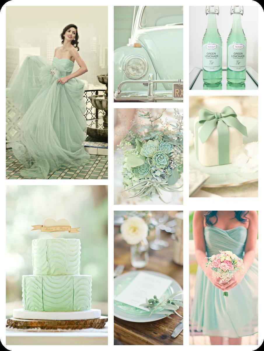 La Soffitta Creativa di Monia: Wedding Colors e tendende 2014