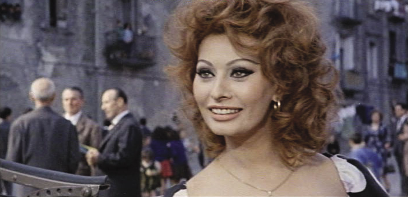 sophia loren and italian cinema Italian actress and bona fide screen goddess sophia loren made over 100 films in her 50-year career, remaining one of the most beloved and recognizable she advanced to the forefront of italian cinema with starring roles as plucky peasants, street thieves, and fishmongers in a dozen films, including too.