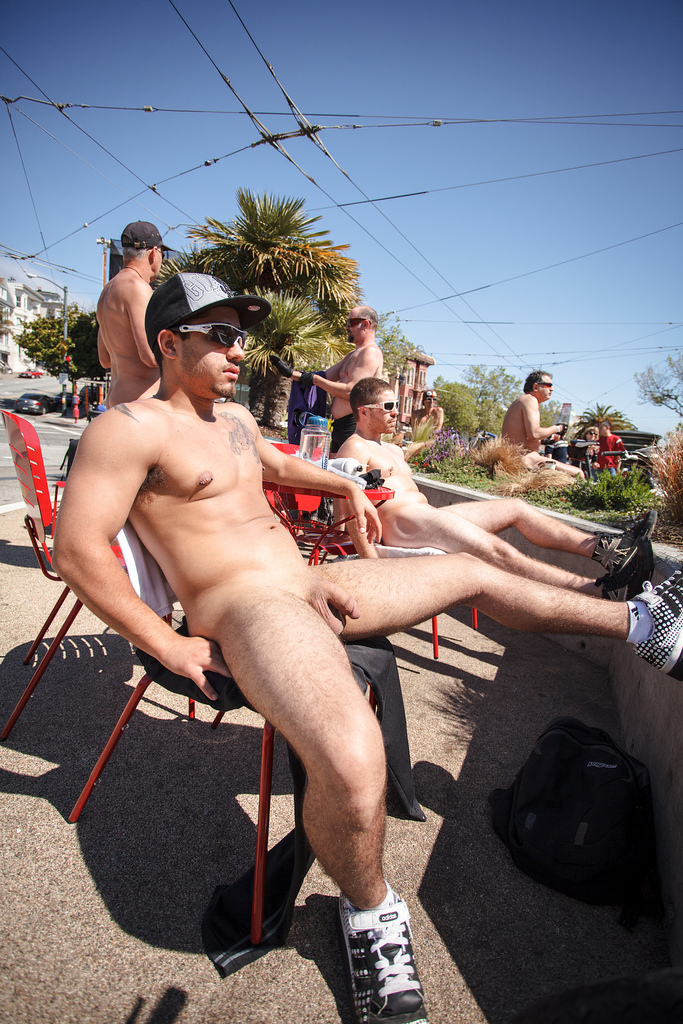 Noah Parrell Naked In Public Places