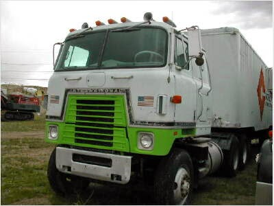 1979  International  4070A COE Truck