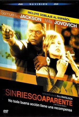 Sin Riesgo Aparente (2002) DVDRip [Español Latino][2 Link][Thriller][FS]