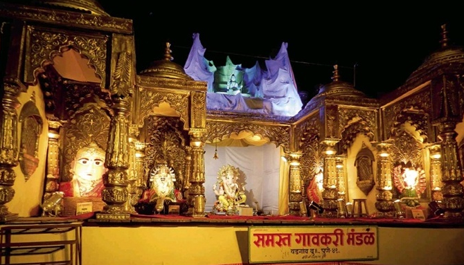 Pune Ganpati Decoration Ideas For Mandal 2012 Pune Ganesh