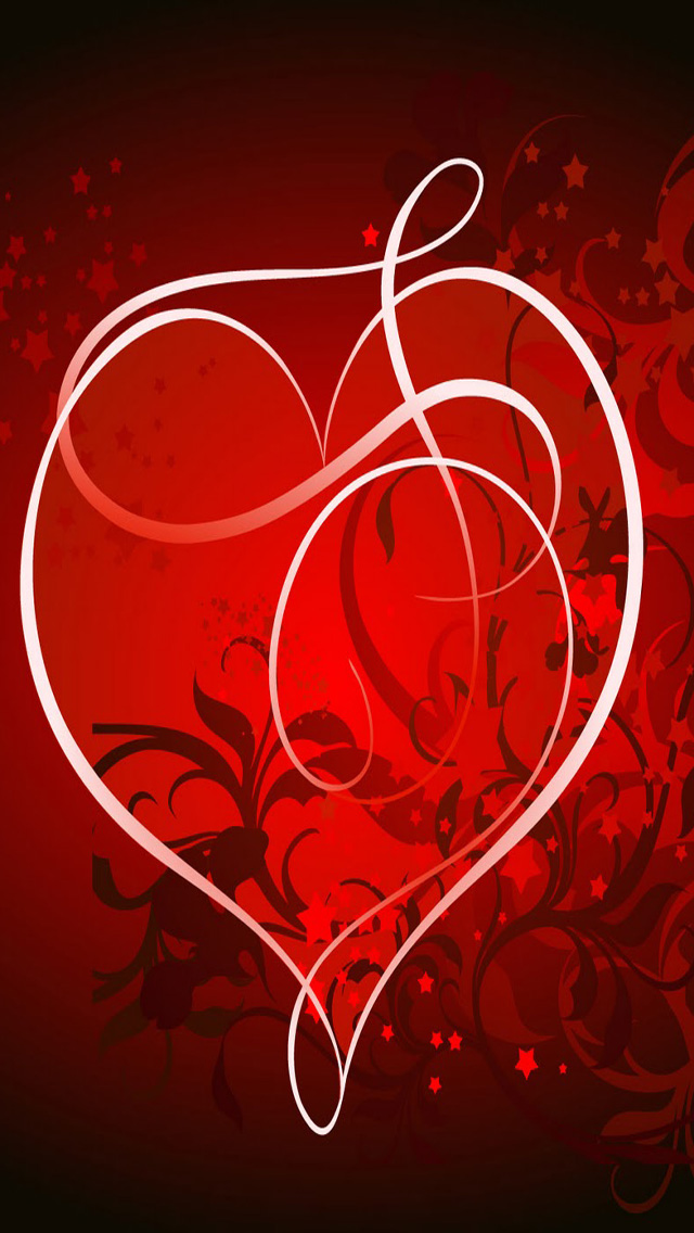 Free download hd wallpapers for iphone and ipod love heart wallpapers free download - Lovely wicked iphone wallpaper ...