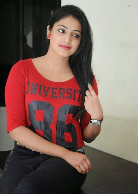 Haripriya Stills at Ee Varsham Sakshiga Success Meet 1.jpg