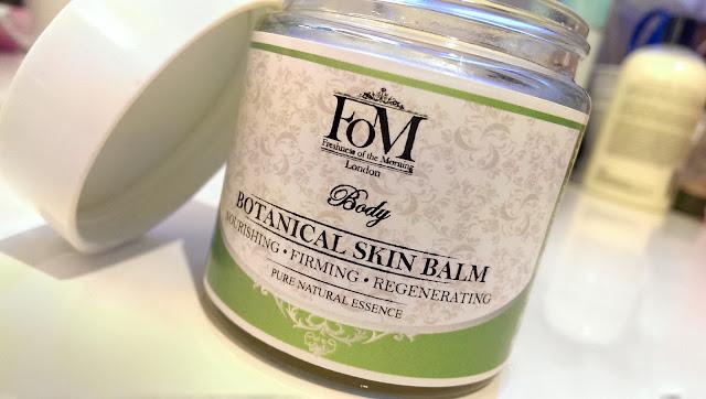 FoM botanical skin balm