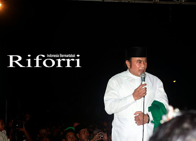 Rhoma : Koruptor Pantas Dihukum Mati | Riforri Menuju Indonesia Bermartabat