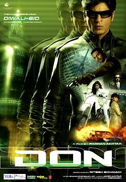 Truy Sát Ông Trùm - Don (2006) Poster