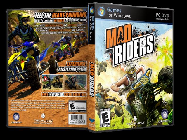 28. 0. Mad Riders / Безумные Всадники +1DLC Rip (от R.G. REVOLUTiON). hover