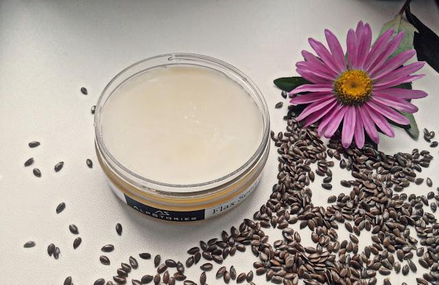 Flax Seed Ointment Косметическое средство с семенами льна