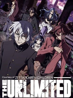 Courtesy of Zettai Karen Children – The Unlimited – Kyosuke Hyobu