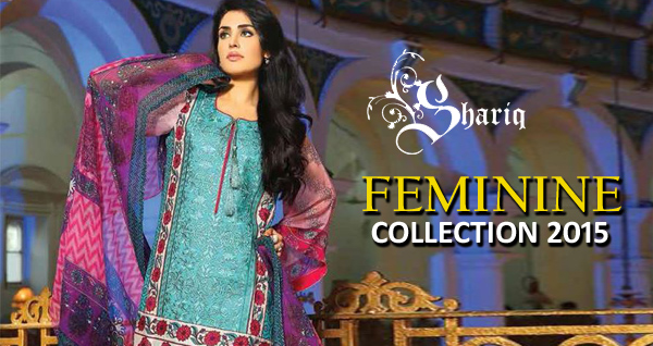 Feminine Summer 2015 By Shariq