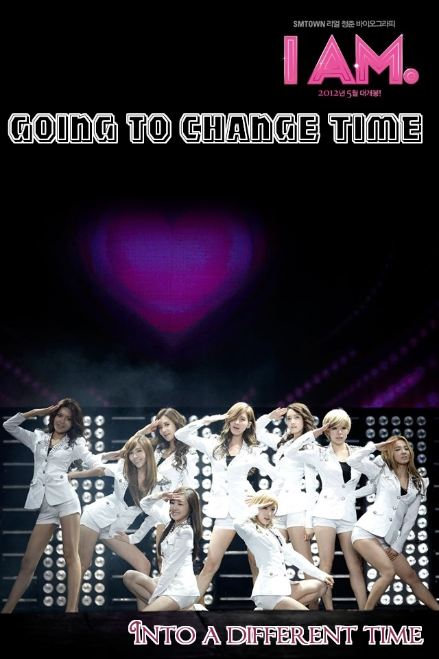 If I Could Change Time... - romance snsd soosica taeny timetravel yoonyul timemachine - main story image