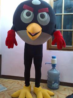 black bird - karakter angry bird