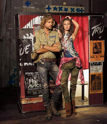 Denim & Supply de Ralph Lauren primavera 2014 y Avicii Addicted To You