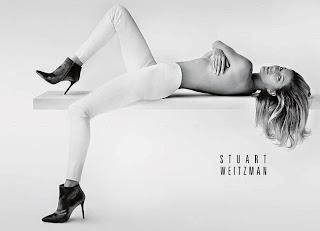Gisele Bündchen nueva imagen de Stuart Weitzman