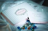 kartu undangan pernikahan cantik di denpasar