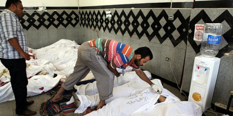 Imam Besar Al-Azhar Kecam Bentrokan Berdarah di Kairo