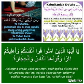 KUMPULAN PP BB STATUS DOA DAN HADIST Picture BB Doa  Terbaru