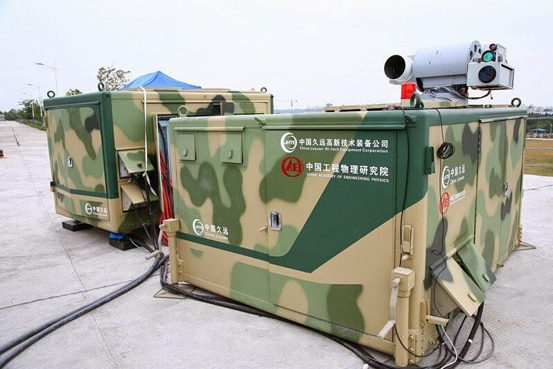 Ideas para el fortalecimiento de nuestro CODAI China%27s%2BJiuyuan%2BHi-Tech%2BEquipment%2BCorp%2Bdevelops%2Banti-drone%2Blaser%2B4