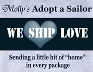 Molly's Adopt a Sailor