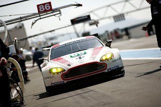 Young Driver AMR: Strong performance remained unrewarded at Paul Ricard