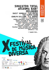 X Edicin del Festival Msica Diversa