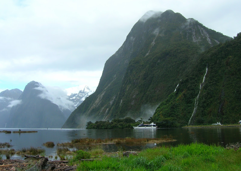 Milford Sound Fiordland National Park New Zealand