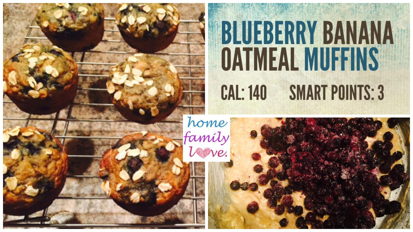 HomeFamilyLove | Healthy Recipes & Inspiration : Blueberry ...
