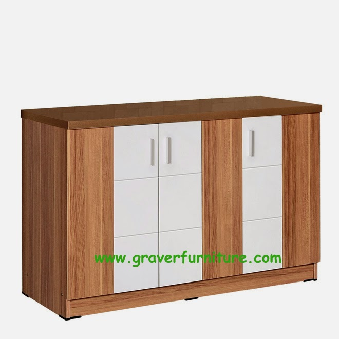 Kitchen Set Bawah 3 Pintu KSB 2743 Graver Furniture
