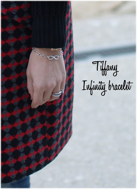 Tiffany Infinity bracelet, Fashion and Cookies