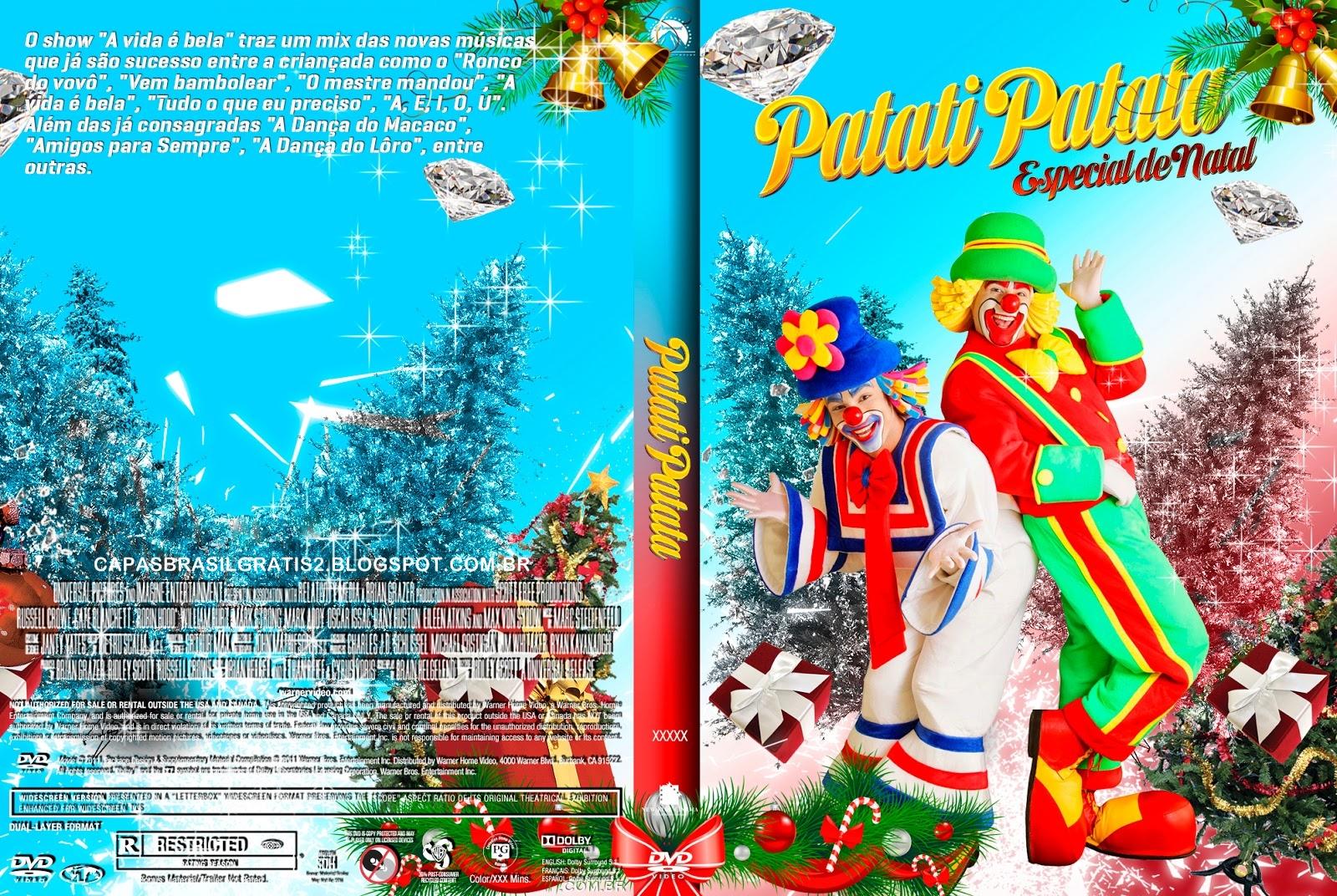 Download Patati Patata Especial De Natal 2015 DVD-R Patati 2BPatata 2BEspecial 2BDe 2BNatal 2B2015
