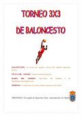 TORNEO 3x3 BALONCESTO NIEBLA