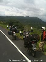 Honduras June 2011
