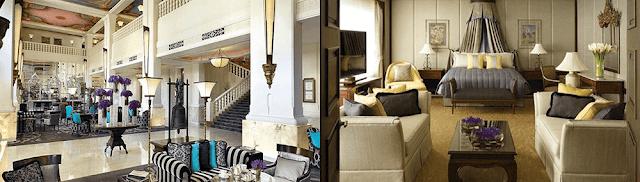 Anantara Siam Bangkok Hotel & Spa 安納塔拉曼谷暹羅酒店