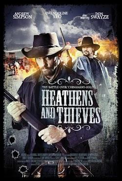 Kẻ Ngoại Đạo Và Tên Trộm - Heathens And Thieves (2012) Poster