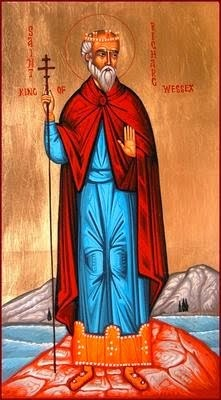 Saint Richard of Wessex