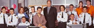 actores, reparto de la segunda etapa de la serie de Antena 3 Policías