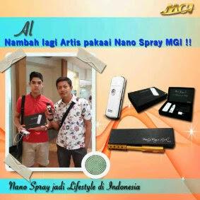 Produk Perawatan Wajah Pria Terbaik Dengan Nano Spray MCI