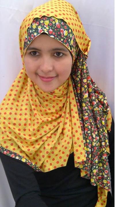 model jilbab modern