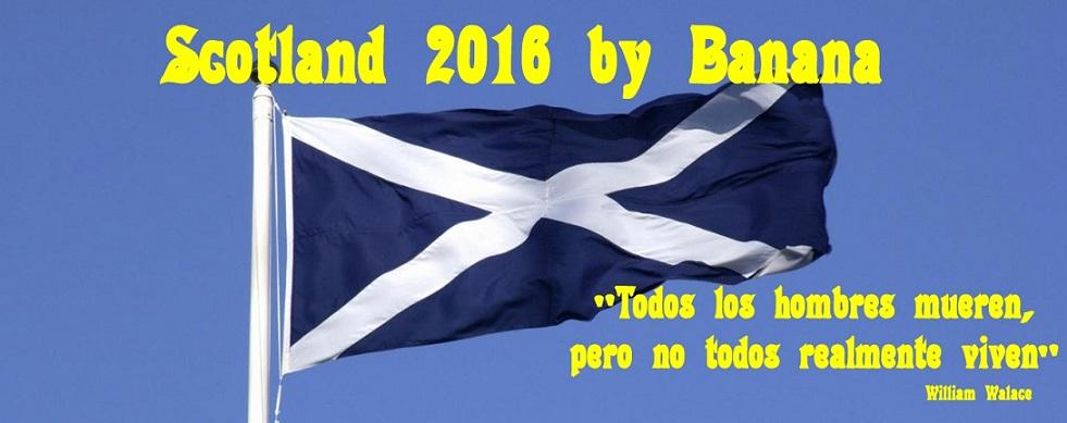 Bananeando por Escocia