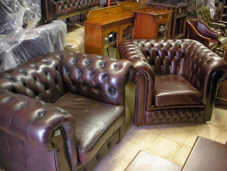Divani chesterfield vintage usati e nuovi dicembre 2013 for Poltrone vintage usate