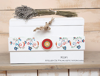 Cufere/Cutii bani nunta - Kofi