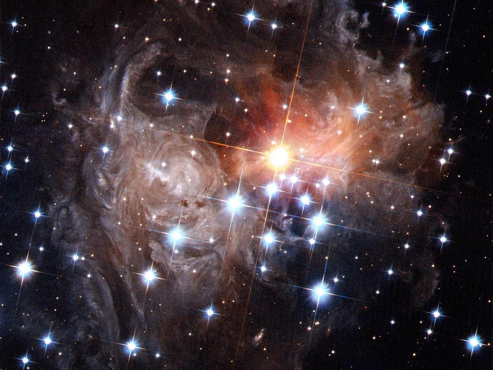 Resultado de imagen de La Nebulosa semillero de estrellas