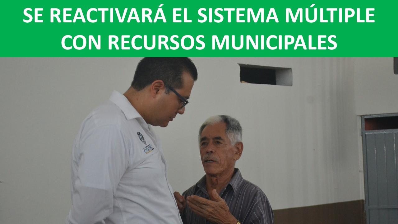 CON RECURSOS MUNICIPALES