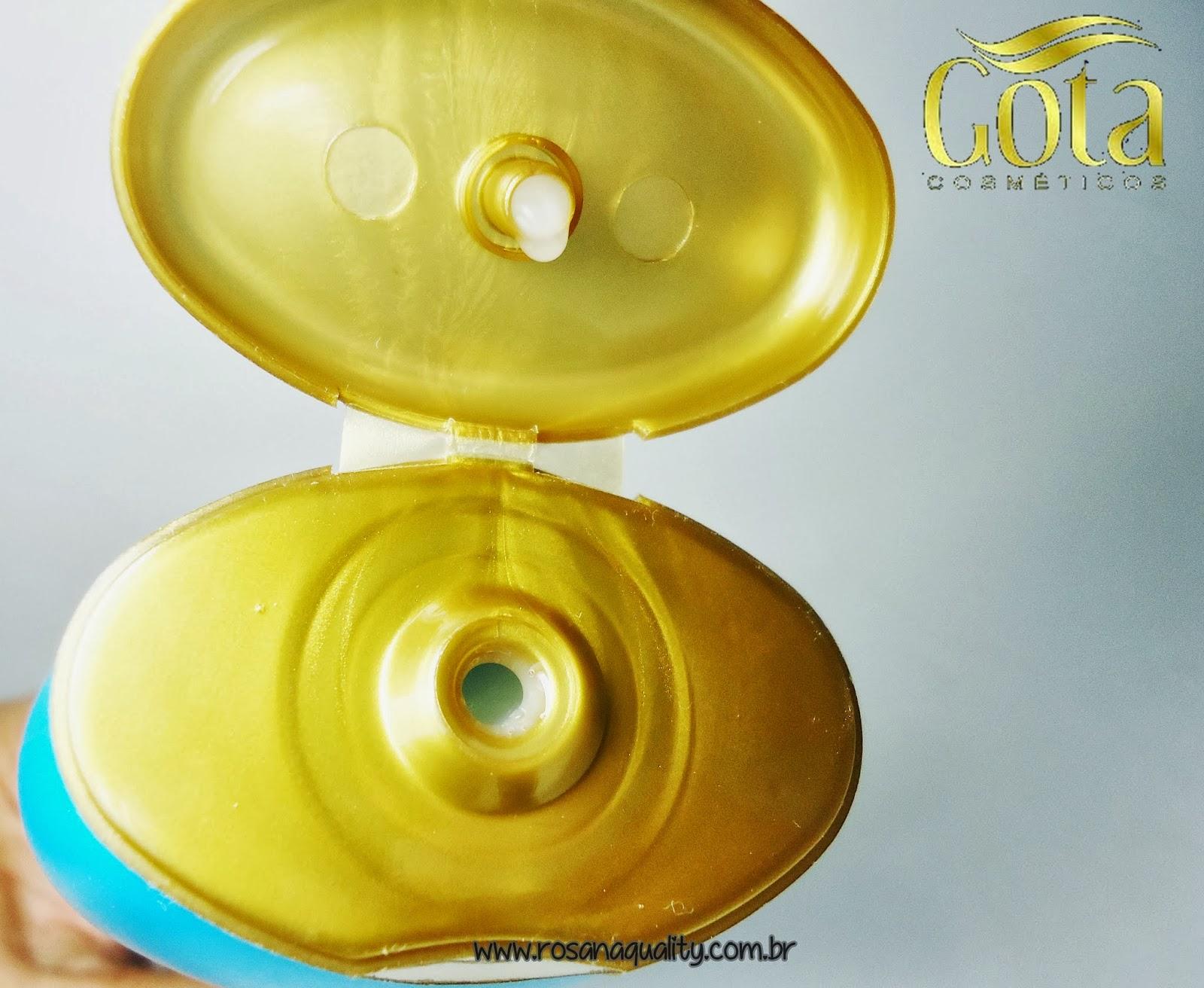 Óleo de Argan Gota Dourada