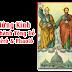 MỪNG KÍNH HAI THÁNH TÔNG ĐỒ PHÊRÔ VÀ PHAOLÔ