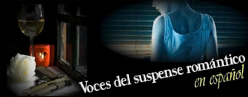 Voces del suspense romántico en español