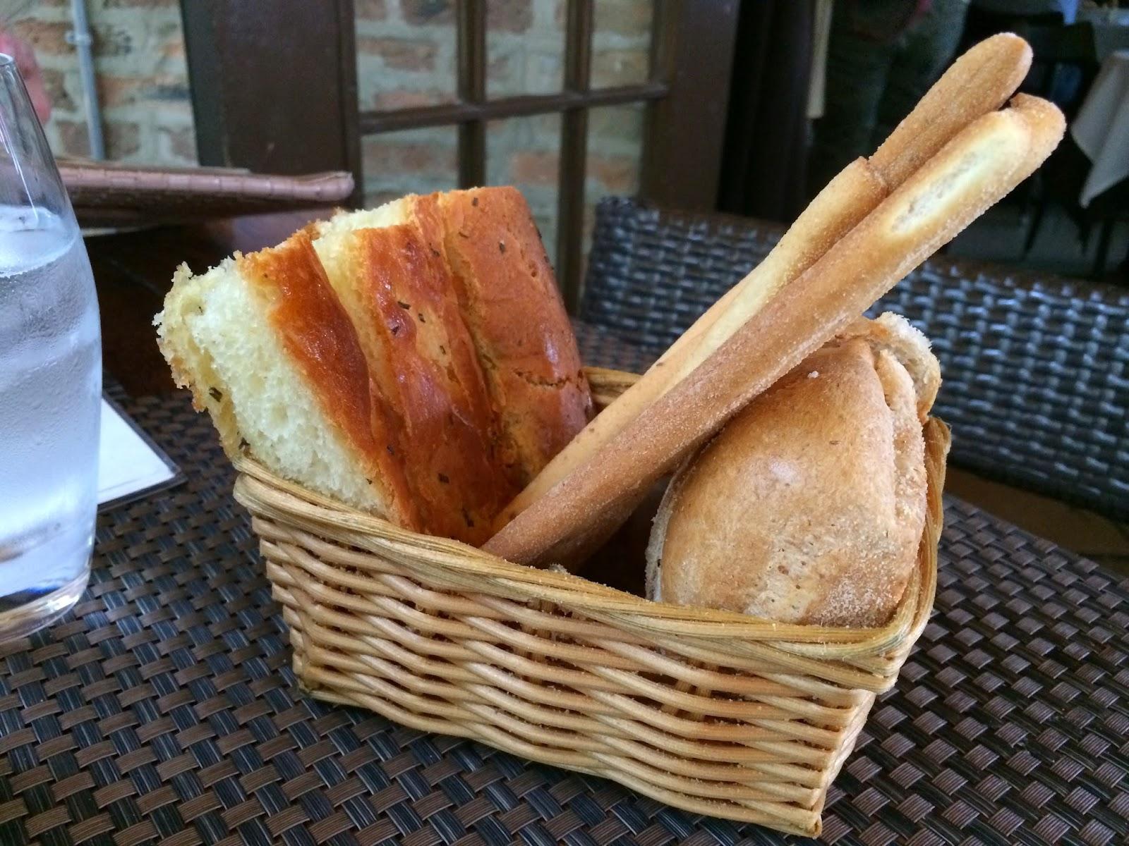Piccolo Sogno - Bread Basket