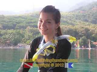Wisata Taman Laut Pasir Putih Situbondo
